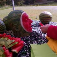 Mr. Melon Head